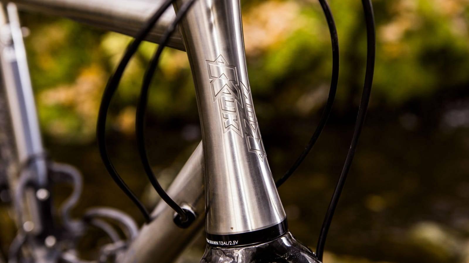 5 awesome titanium road bikes