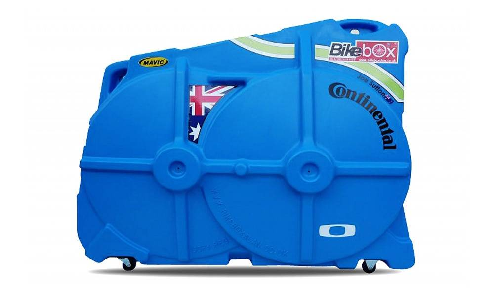 Bike Box Alan Premium Bike Box