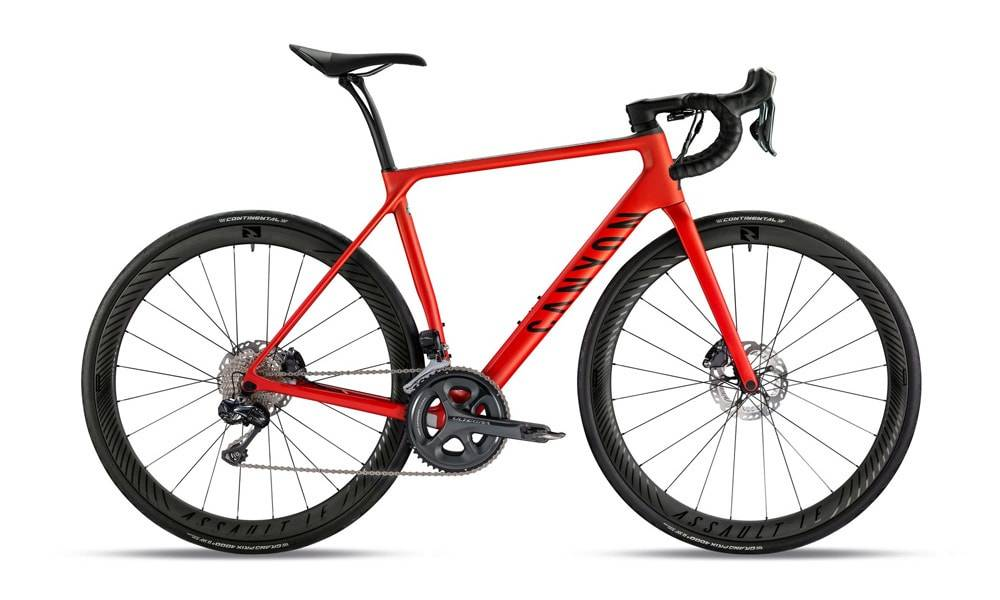 Canyon Endurace CF SLX Disc 8.0