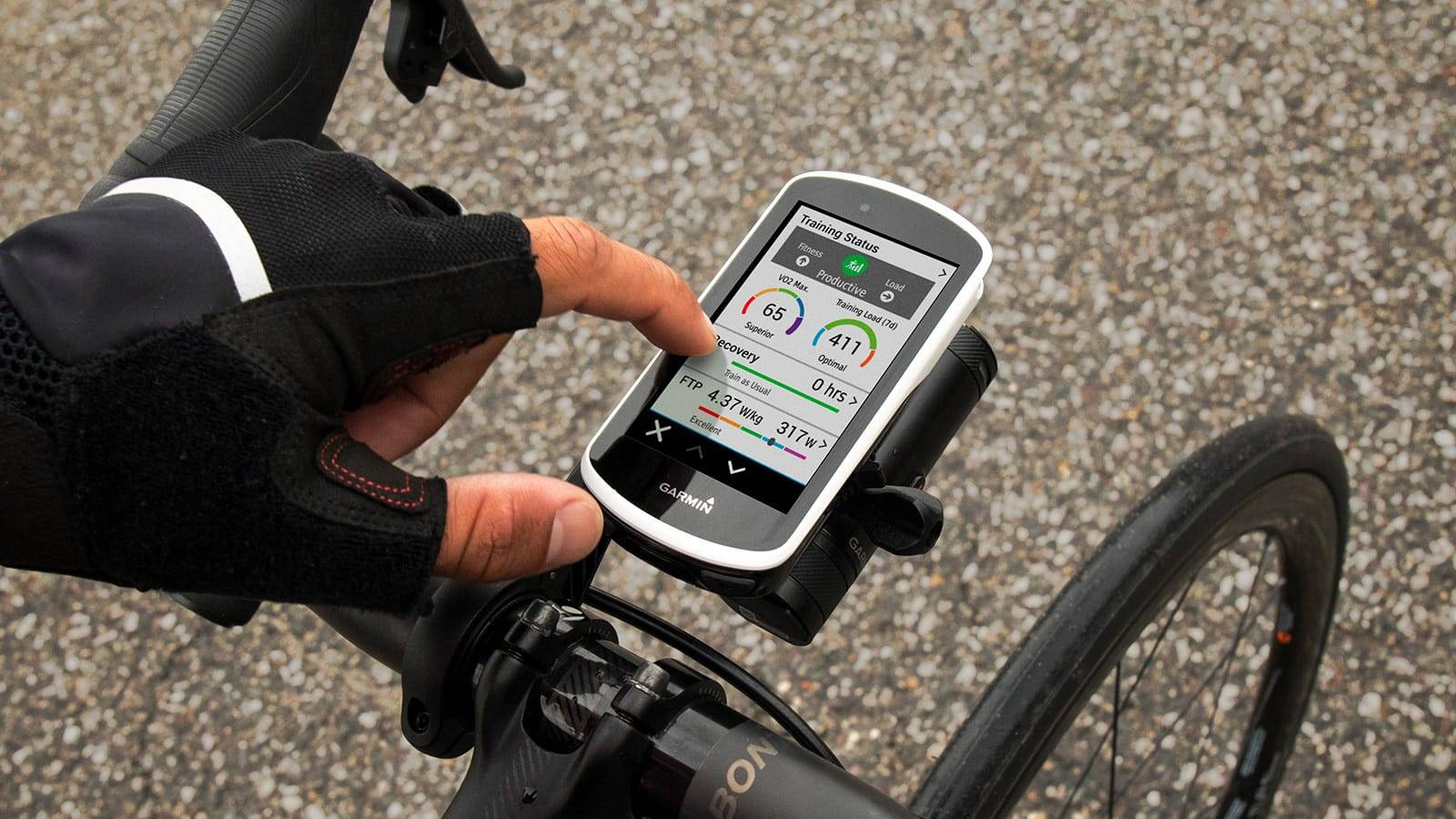 Guide to Garmin Edge GPS cycle computers