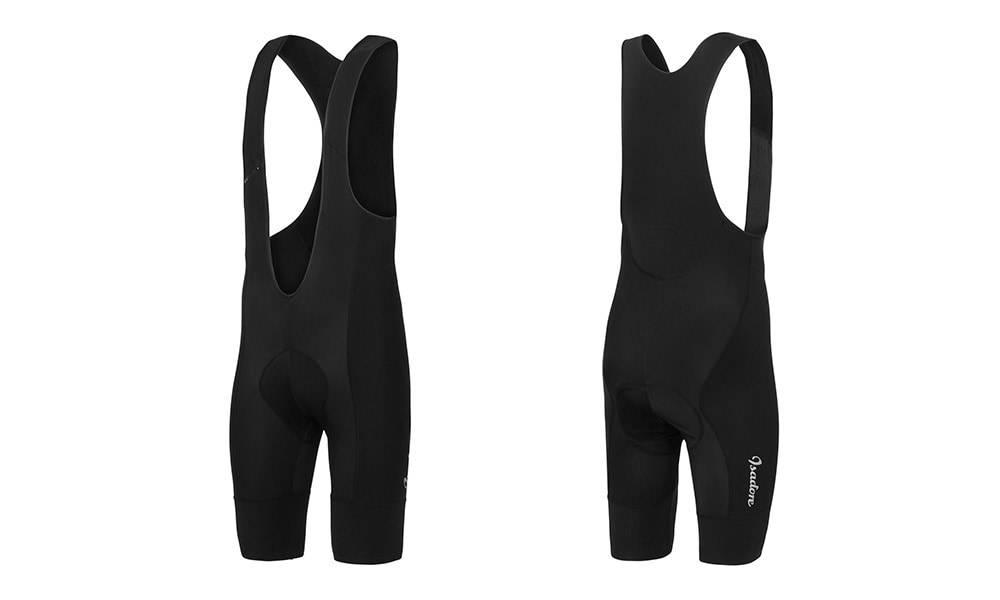 Isadore Thermo Roubaix Bib Shorts