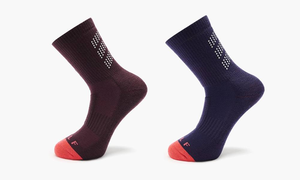 Kalf Merino Winter Cycling Socks