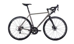 Kinesis Granfondo Titanium Disc Road Bike