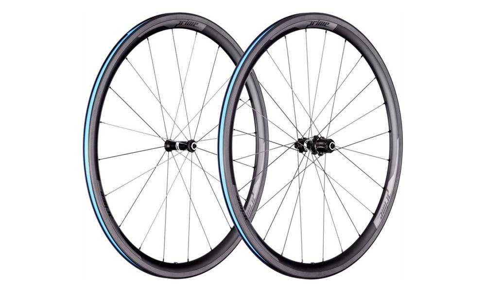 Prime RP-38 Carbon Clincher Road Wheelset