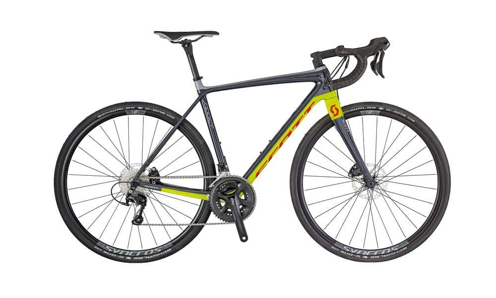 Scott Addict Gravel 30 Disc - 2018 Gravel Bike