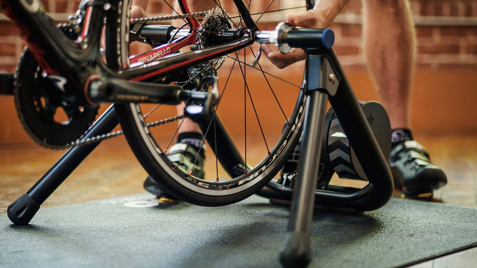 Keep going during winter with these turbo trainers