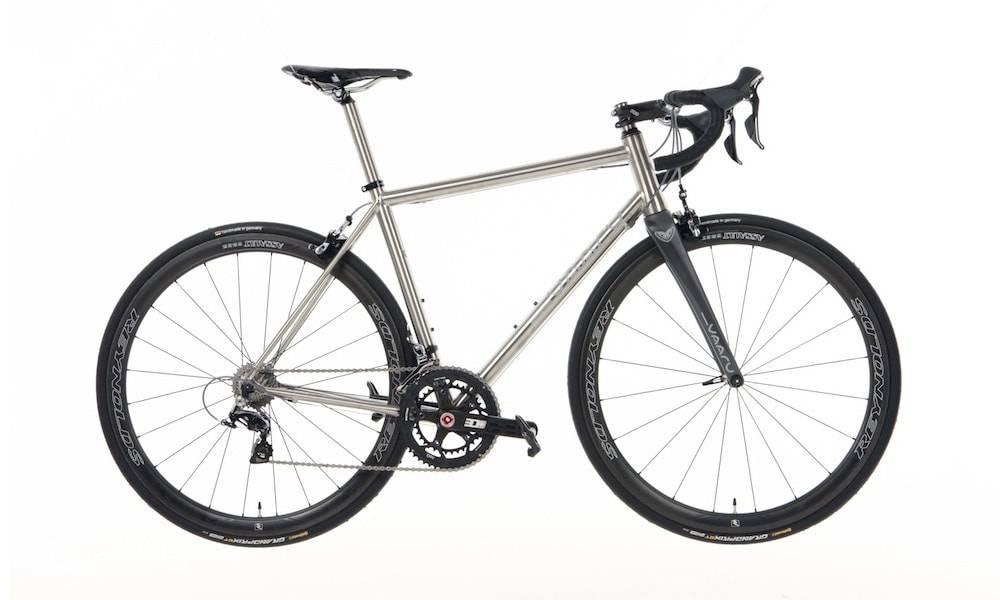 Vaaru Octane 6-4 Titanium Road Bike