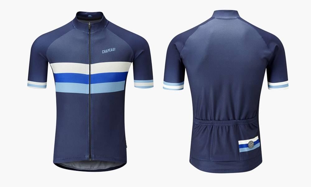 Chapeau mens club jersey blue