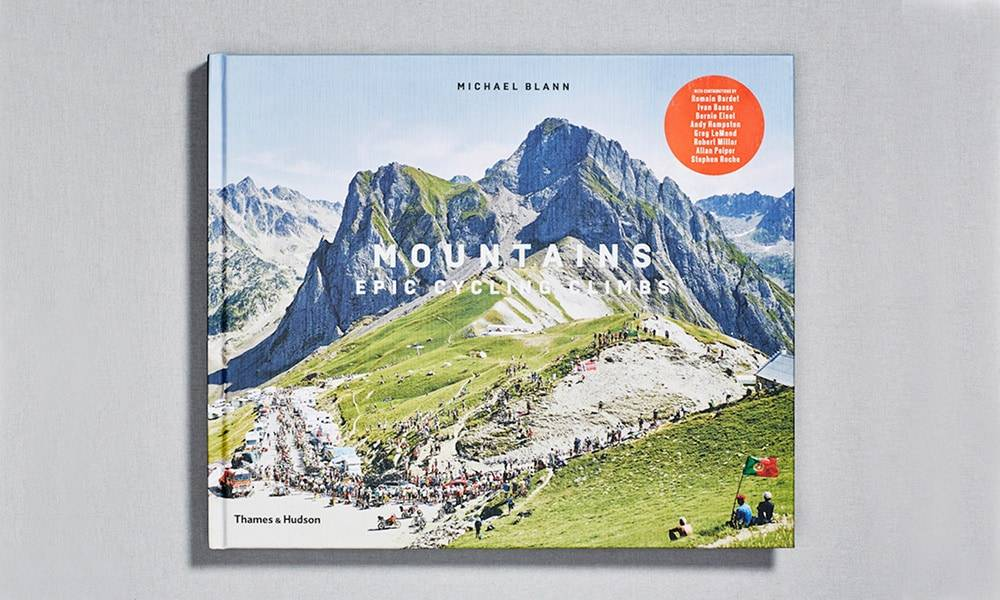 Mountains Epic Cycling Climbs Book