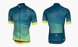 Castelli Flusso Summer Cycling Jersey
