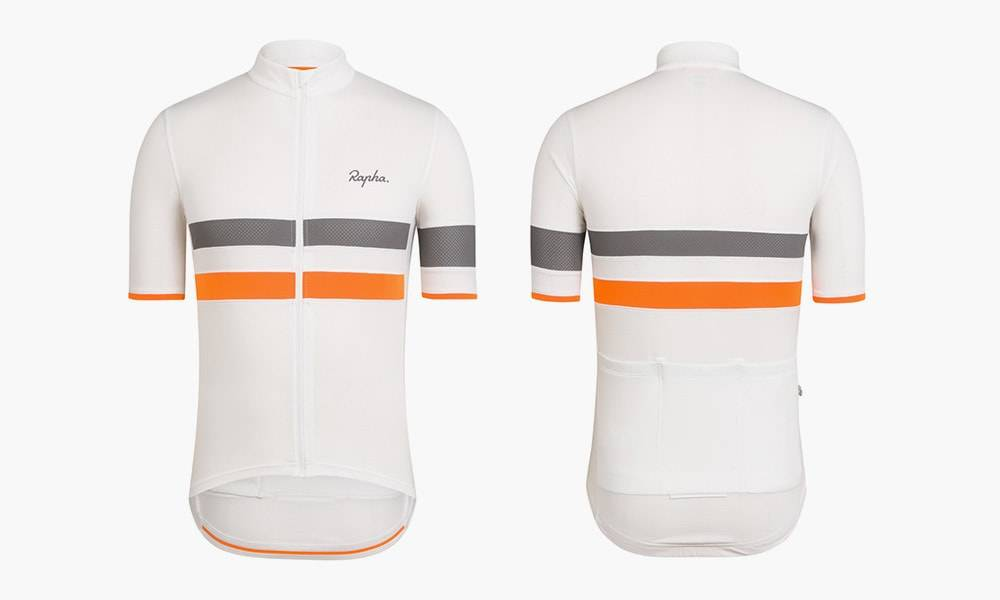 Rapha Brevet Lightweight Summer Cycling Jerseys