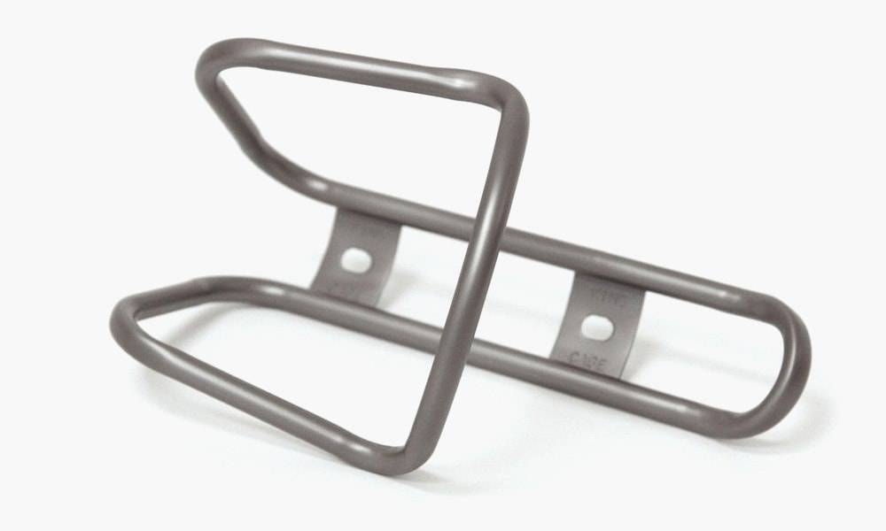 King Cage Titanium Water Bottle Cage