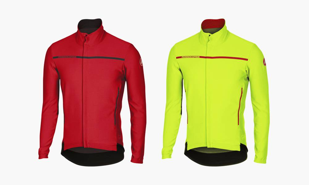 Castelli Perfetto Long Sleeve Cycling Jersey