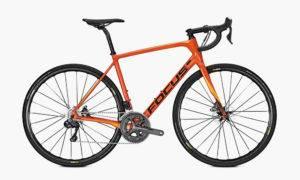 Focus Paralane Ultegra Di2 Disc Winter Road Bikes