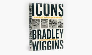Gifts for cyclists - Icons by Bradley Wiggins