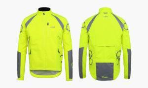 dhb Flashlight Force Waterproof Winter Cycling Jackets